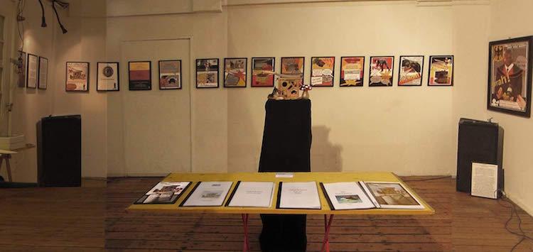 Ausstellung im Salon Fehrfeld (2016)