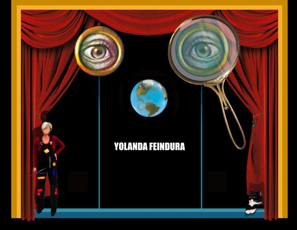 Yolanda Feindura – zeitlebens – Bilder und Bücher
