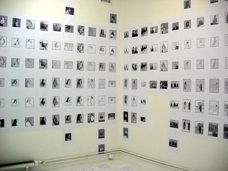2008: Atelierhof – Ausstellungsraum