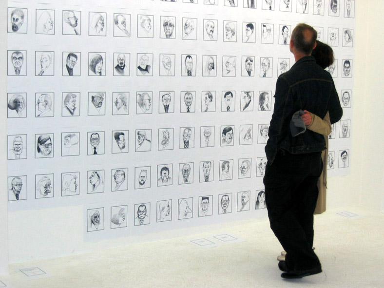 2008: Atelierhof, Gäste