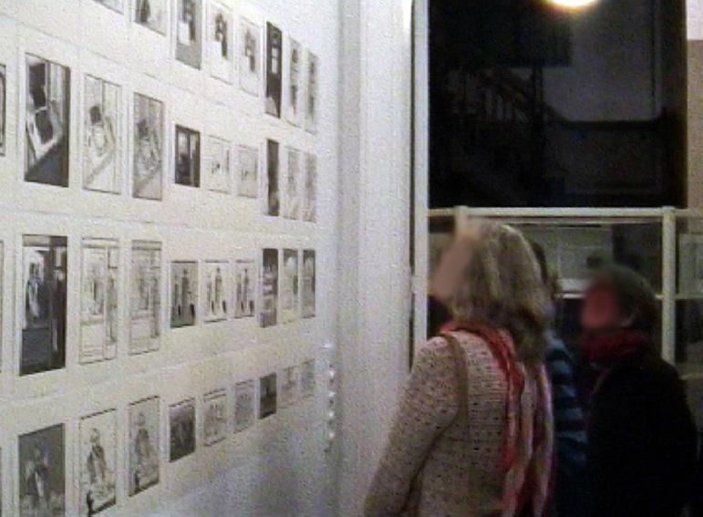 2013: Villa Ichon - Der Prozess des Zeichnens