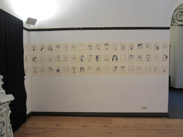 2013: Villa Ichon – Ausstellungsraum