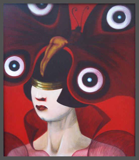 Schneewittchen/ Idealisierung (1999) von Yolanda Feindura