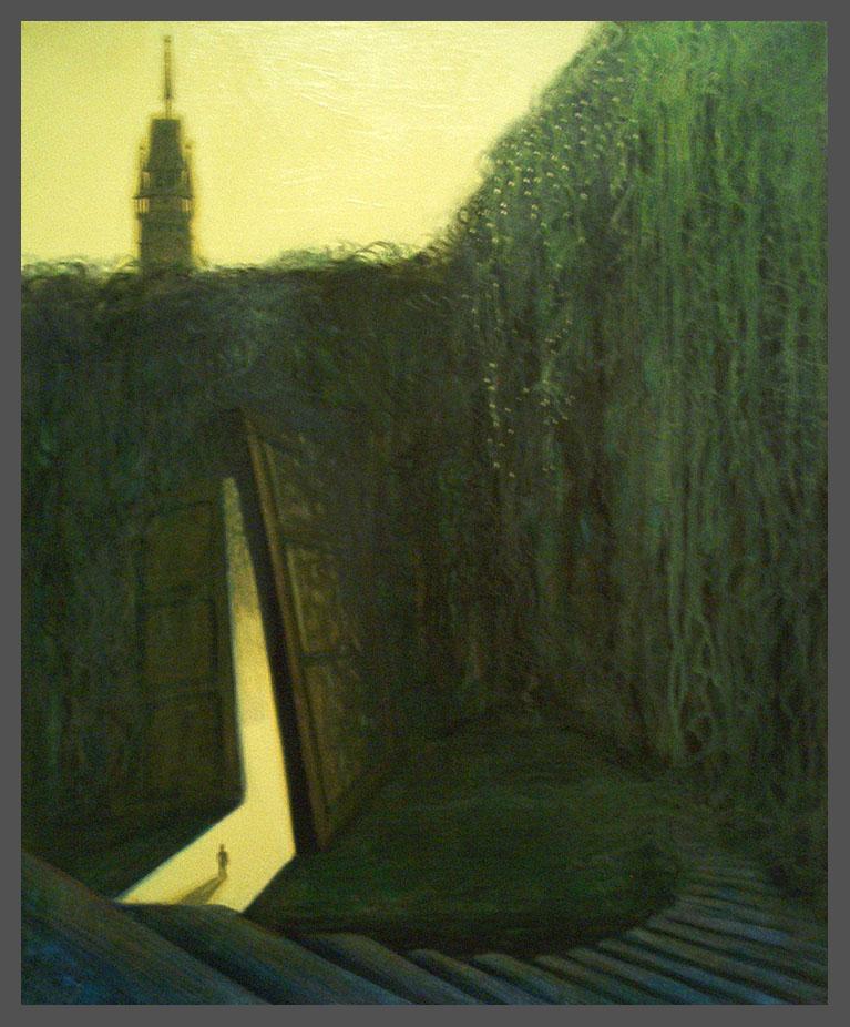 Hoffnung/ Traum (1999) von Yolanda Feindura