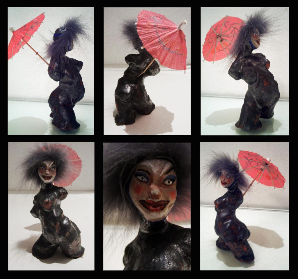 Maskierung (1994) von Yolanda Feindura
