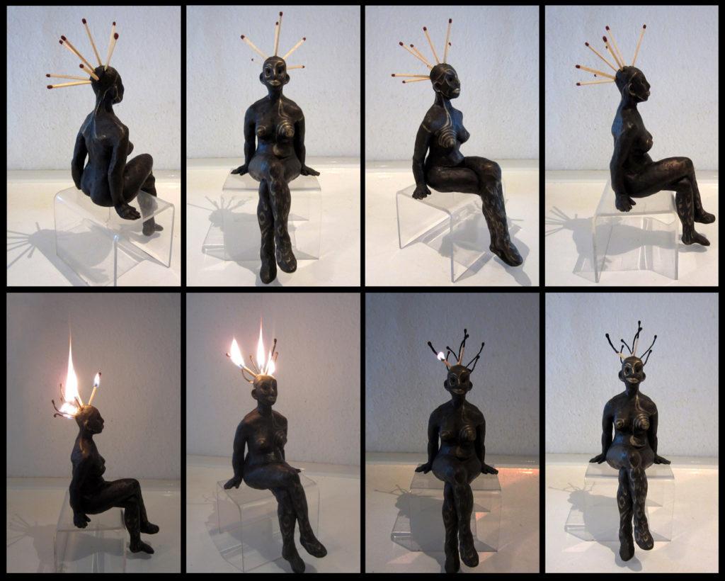 Feuerkopf (1992) von Yolanda Feindura
